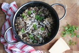 Meat Free Monday – Baked Mushroom Risotto